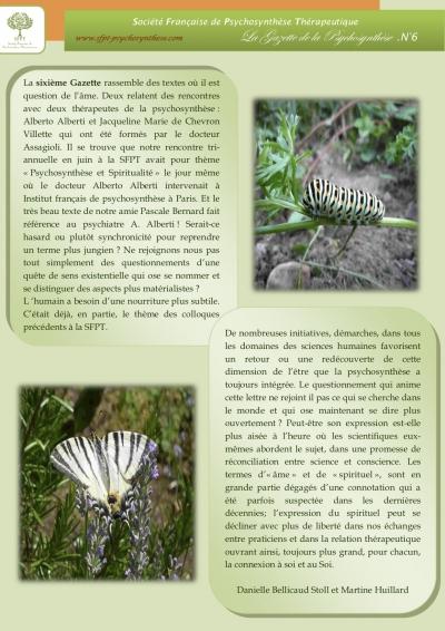 La Gazette N°6